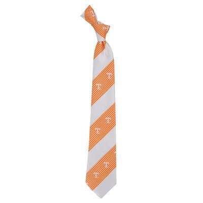 Tennessee Eagles Wings Geo Stripe Tie