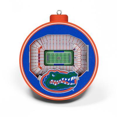 Florida 3D Stadium Ornament