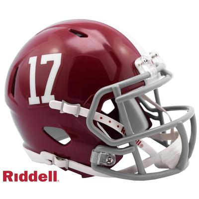 Alabama Riddell Speed Mini Helmet