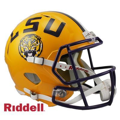 LSU Riddell Speed Replica Helmet
