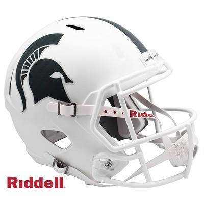 Michigan State Riddell Speed Replica Helmet