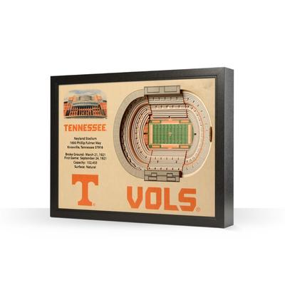 Tennessee Neyland Stadium Wall Art