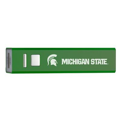 Michigan State LXG Portable Power Bank