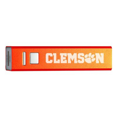 Clemson LXG Portable Power Bank