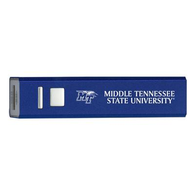MTSU LXG Portable Power Bank