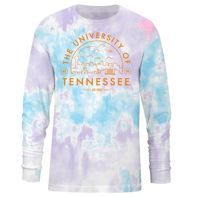Tennessee Uscape Hand Dyed Tee