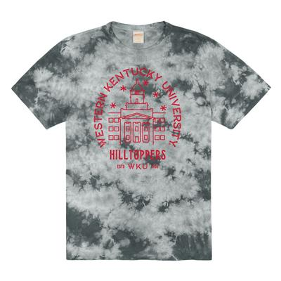 Western Kentucky Uscape Hand Dyed Tee