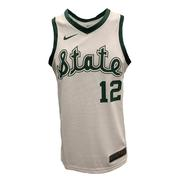 Michigan State Nike Men's Replica Basketball Jersey