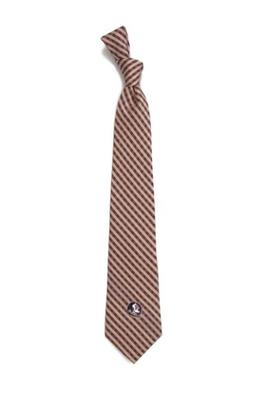 Florida State Eagles Wings Gingham Tie