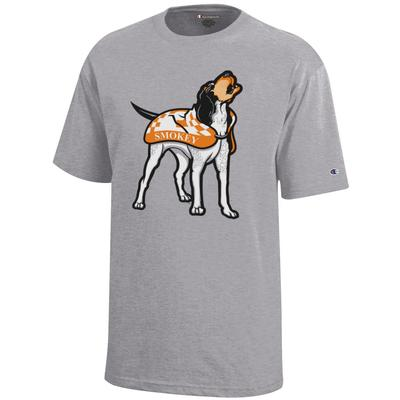 Tennessee Champion YOUTH Giant Howling Smokey Tee Shirt
