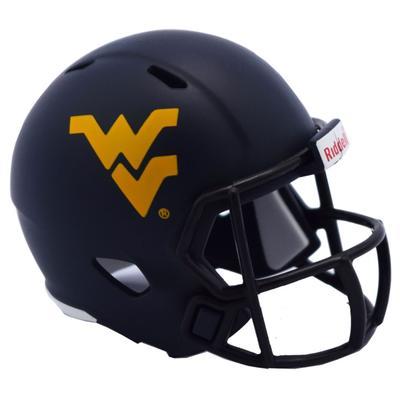 West Virginia Riddell Pocket Helmet
