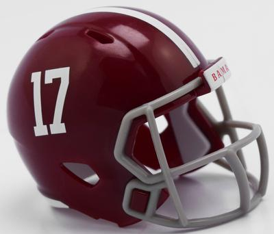 Alabama Riddell Pocket Helmet