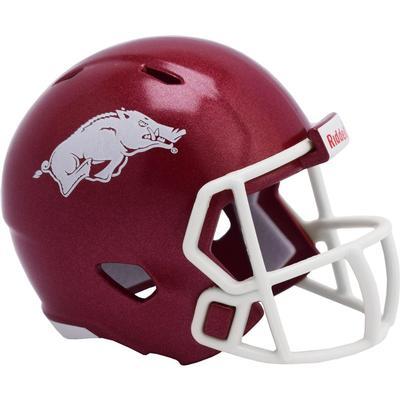 Arkansas Riddell Pocket Helmet