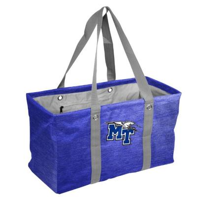 MTSU Logo Brands Picnic Caddy