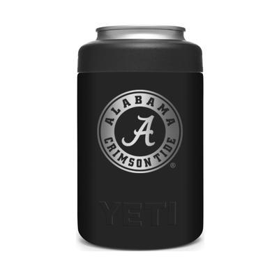 Alabama YETI Rambler 12oz Colster - Black