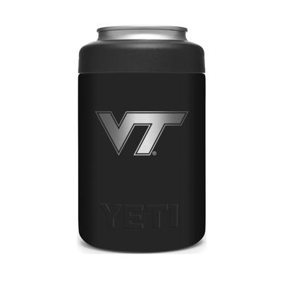 Virginia Tech YETI Rambler 12oz Colster - Black