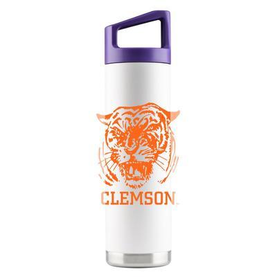 Clemson Gametime Sidekicks Tiger 22 oz Bottle