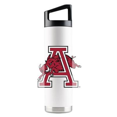 Arkansas Gametime Sidekicks Running Hog 22 oz Bottle