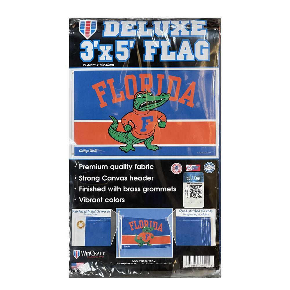 Florida Wincraft 3 ' X 5 ' Vault Mascot House Flag
