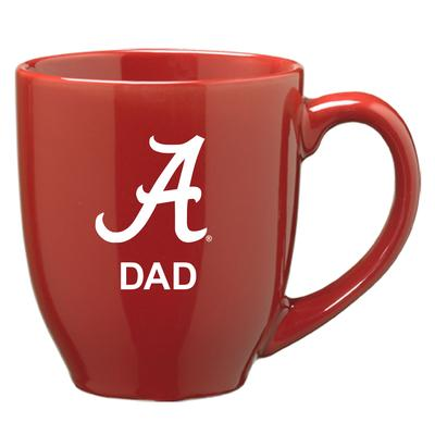 Alabama 16 oz Ceramic Speckled Dad Mug