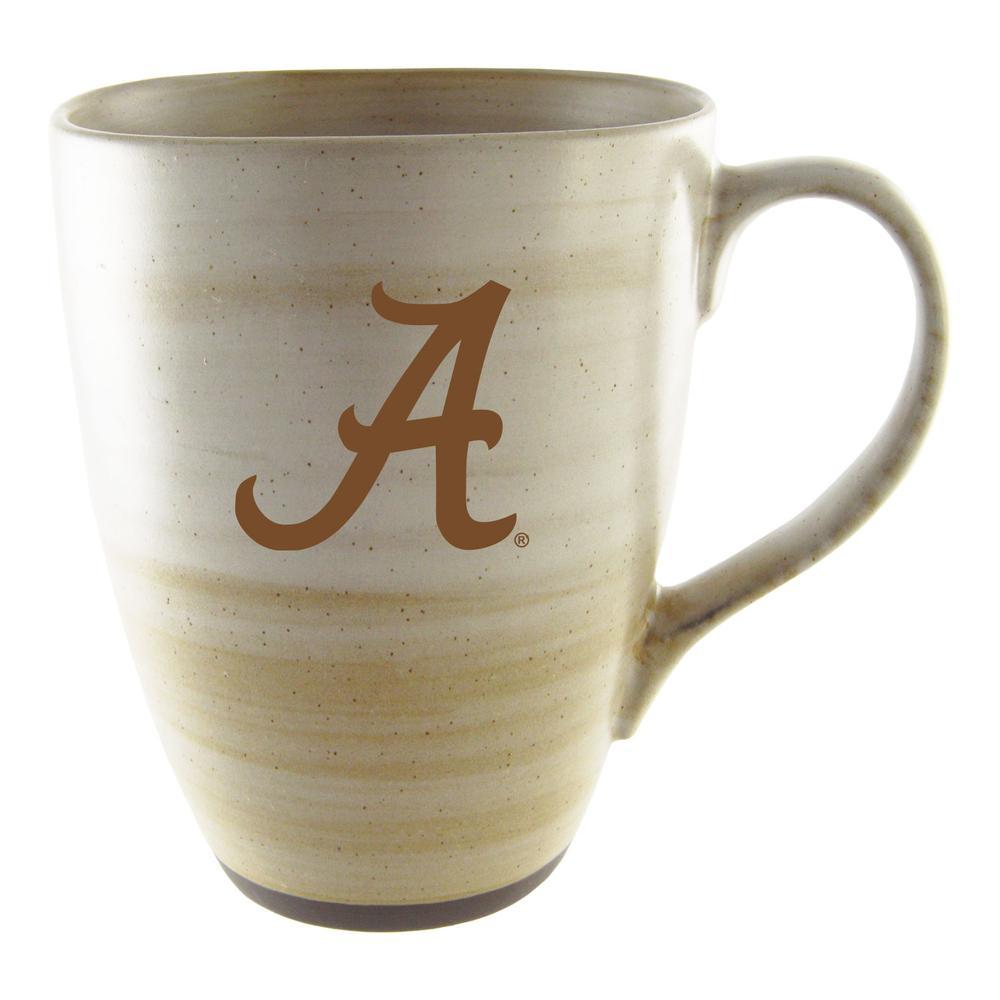 Alabama 16 Oz Ceramic Earth Tone Mug