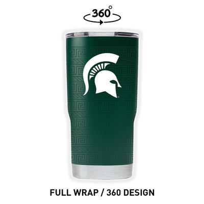 Michigan State Gametime Sidekicks 20 oz Tumbler