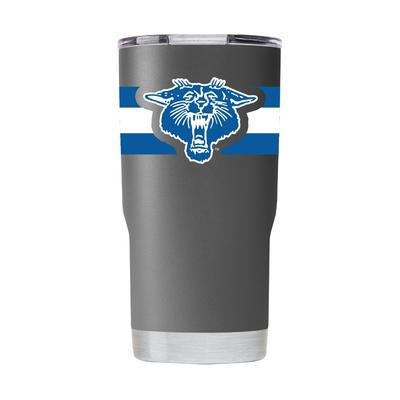 Kentucky Gametime Sidekicks Vintage Wildcat 20 oz Tumbler