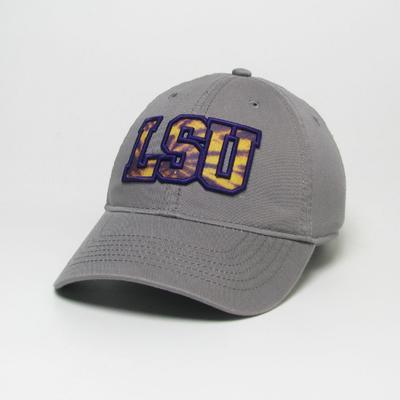 LSU Legacy Tie Dye Fill Twill Cap