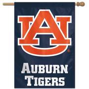Auburn Tigers Vertical House Flag