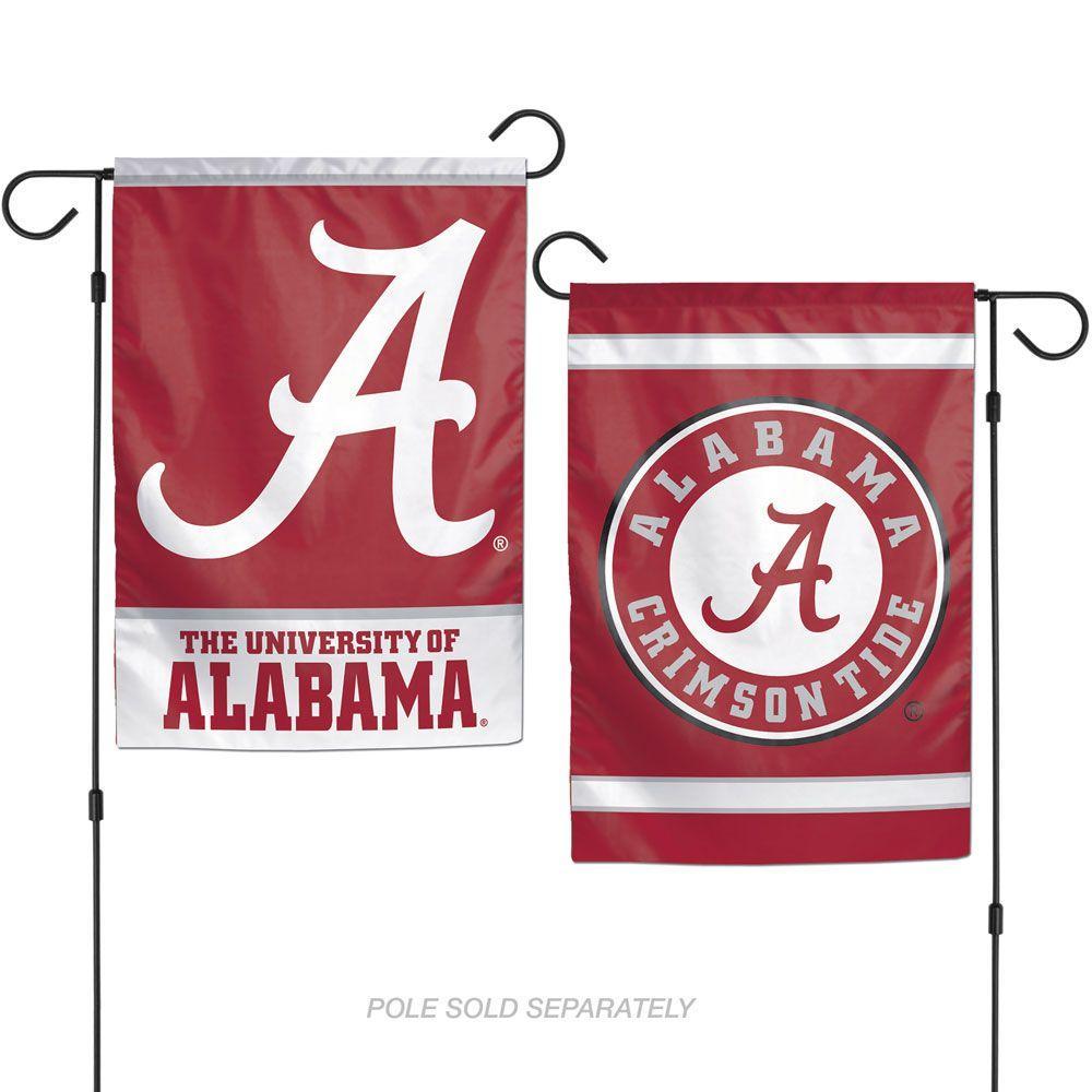 Alabama Double Sided Garden Flag  12.5