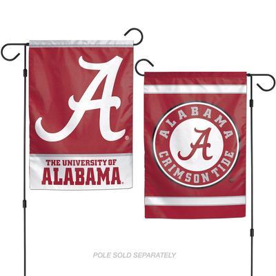 Alabama Double Sided Garden Flag12.5