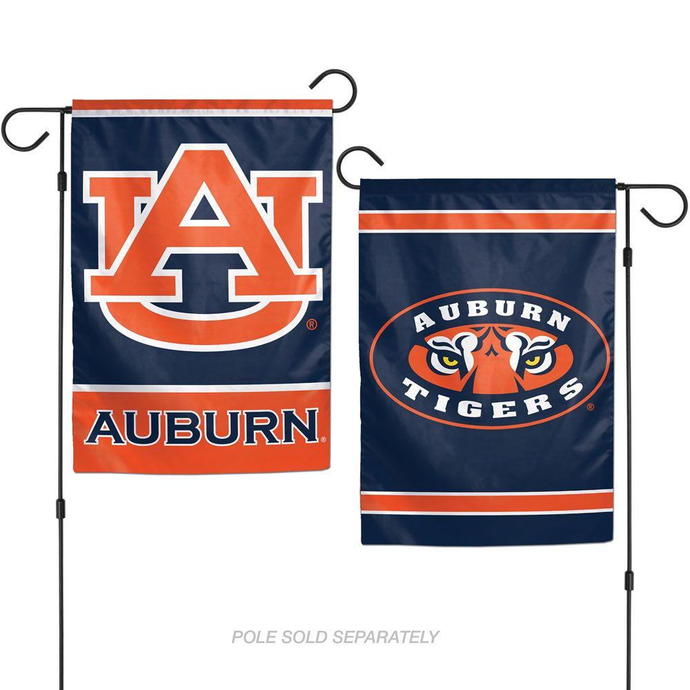 Auburn Double Sided Garden Flag   12.5