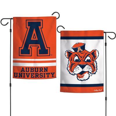 Auburn Double Sided Garden Flag12.5