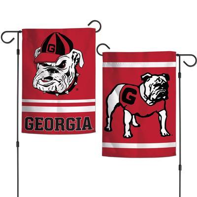 Georgia Double Sided Garden Flag12.5