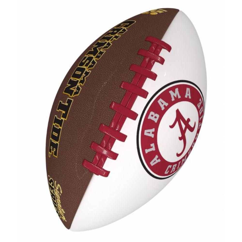 Alabama Autograph Football