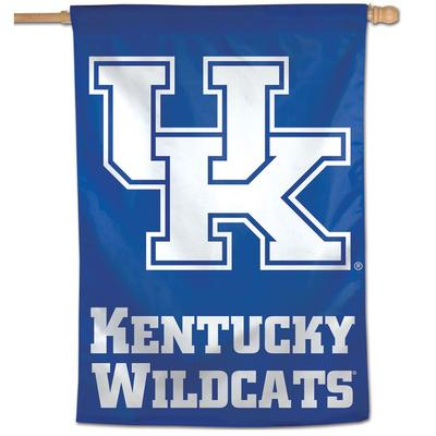Kentucky Wildcats Vertical Flag 28
