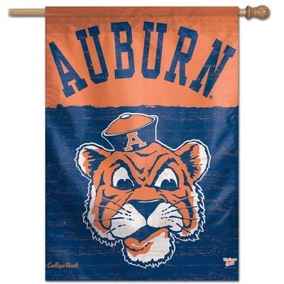 Auburn Tigers Vertical Flag 28