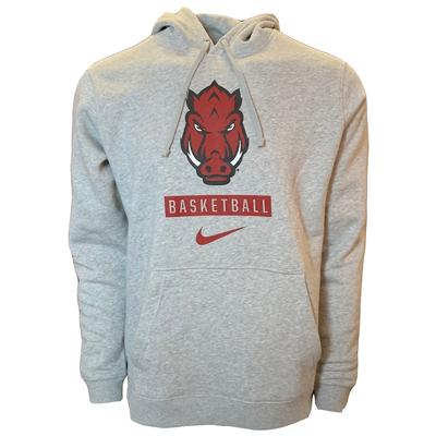 Arkansas Nike Basketball Club Hoody Sweatshirt