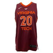 Virginia Tech Nike Basketball Replica Jersey