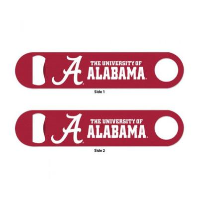 Alabama 2 Sided Metal Bottle Opener