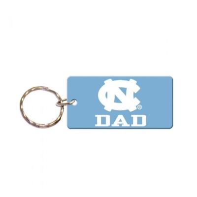 UNC Dad Key Chain