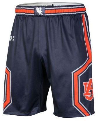 Auburn Tigers Reflex Basketball Shorts