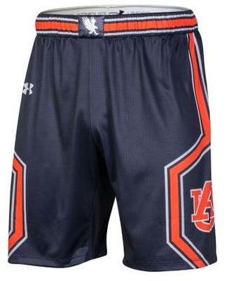 Auburn Tigers Reflex Basketball Shorts