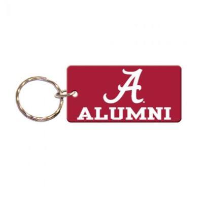 Alabama Alumni Key Chain