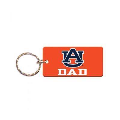 Auburn Dad Key Chain