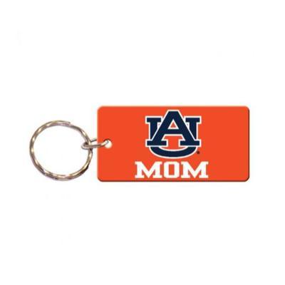 Auburn Mom Key Chain
