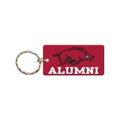 Arkansas Alumni Key Chain