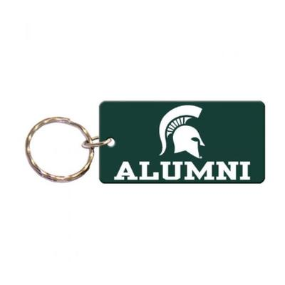 Michigan State Alumni Key Chain
