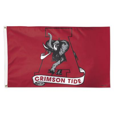 Alabama Vault Flag 3' x 5'
