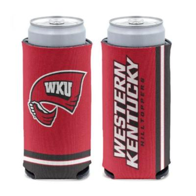 Western Kentucky Slim 12 oz Can Cooler